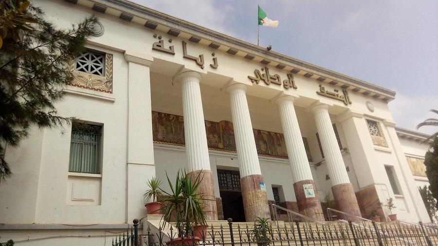 Ahmed zabana musée oran