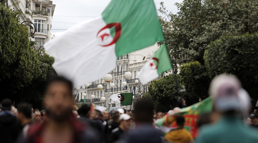 Algérie l'histoire
