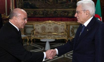 Forcing médiatique à Rome pour répondre à une rengaine anti-algérienne