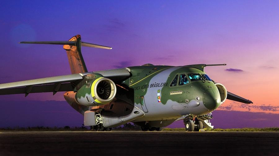 avion armée de l'air brésilienne Israël Alger