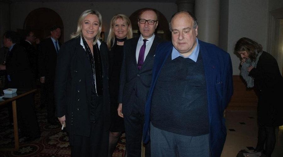 Ghaleb Bencheikh Adler Le Pen