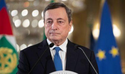 Déploiement italien au Sahel : baptême de feu stratégique pour Mario Draghi