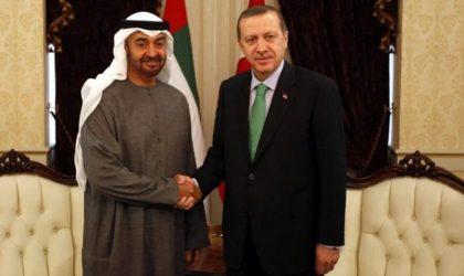La folie des grandeurs d'Erdogan et la courte vue des Emirats