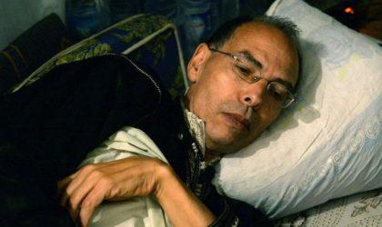 Inquiétudes sur l'état de santé du journaliste marocain emprisonné Maâti Monjib
