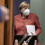 Merkel pillage