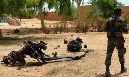 Cinquante-huit morts dans une attaque terroriste au Niger
