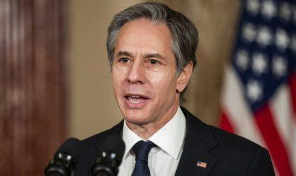 Blinken laisse entendre que Washington va abandonner la reconnaissance de la marocanité du Sahara Occidental