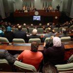 Parlement déchéance
