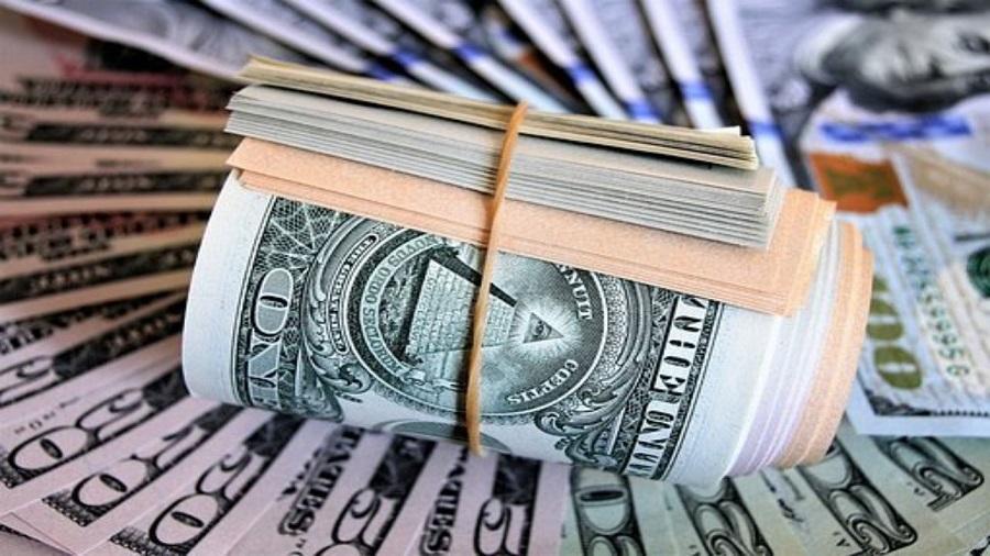 dollar l'argent