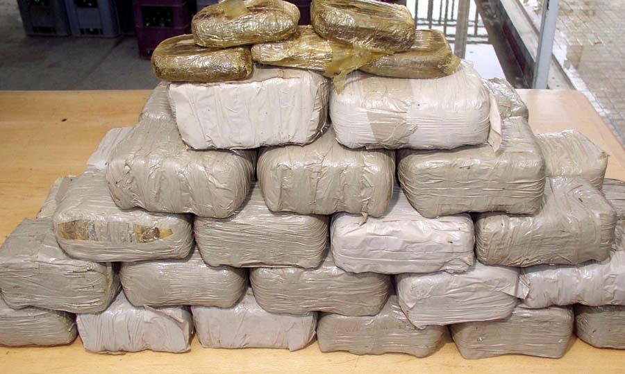 trafic de drogues Béchar