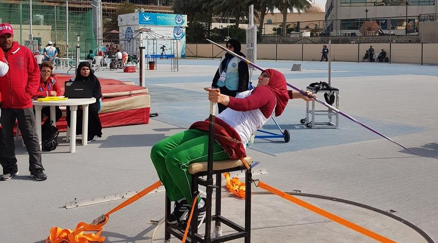 handi-athlétisme Algérie