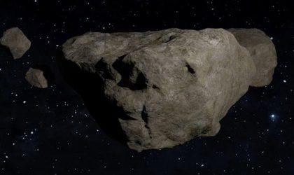 La plus vieille météorite sur Terre a été découverte en 2020 dans le désert algérien