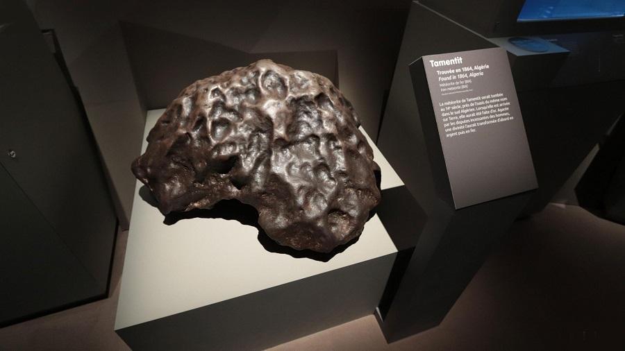 météorites monuments