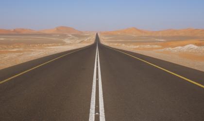 Route transsaharienne : 9 000 km bitumés sur 9 900 km de linéaire total