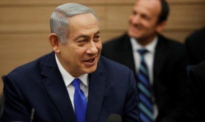 Un nouveau clin d'œil de Netanyahou à l'Algérie à l'occasion du Ramadhan