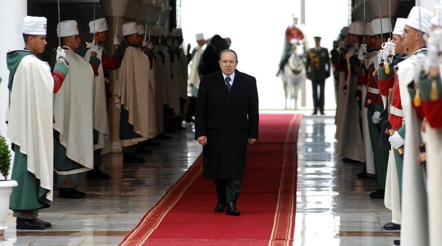 Bouteflika ministres
