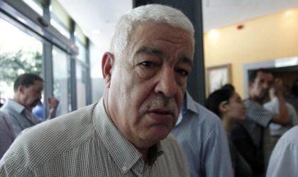 Bouzid Lazhari porte plainte contre Karim Tabbou pour agression en bande organisée