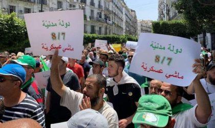 Razika Adnani : «Etat civil et non militaire est synonyme d'Etat islamiste»
