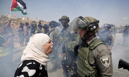 17 avril 2021 : «La Femme palestinienne est l'avenir de l'homme»