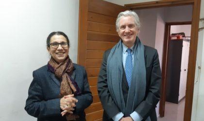 L'ambassade de France à Alger dément «intervenir dans la vie politique algérienne»