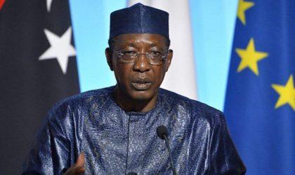 Décès d'Idris Deby : l'Algérie suit avec une grande préoccupation les événements en cours au Tchad