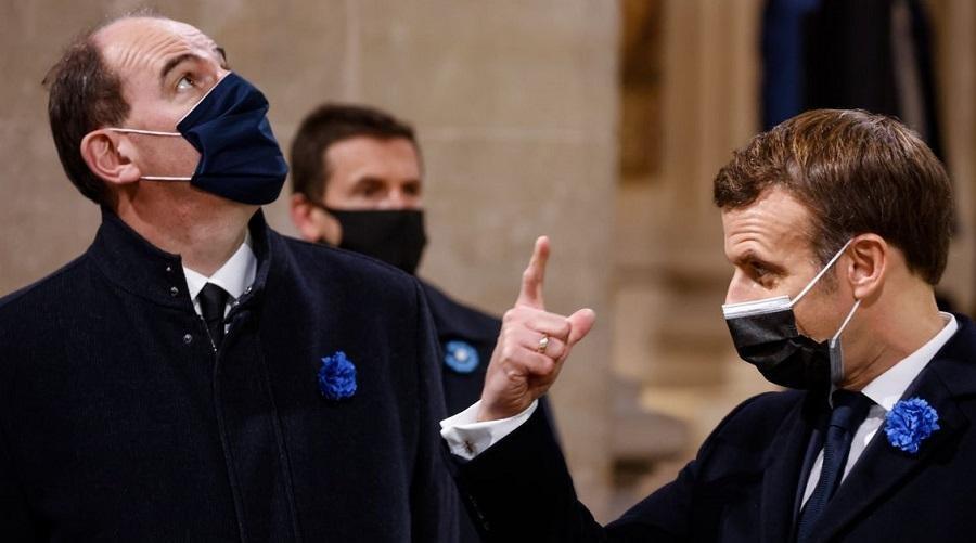 Macron LRM