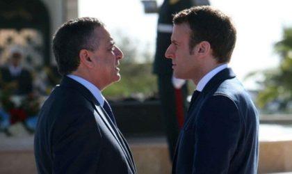 Ce que dit la loi française sur l'argent «de» Belkecir, Bouchouareb et Saïdani