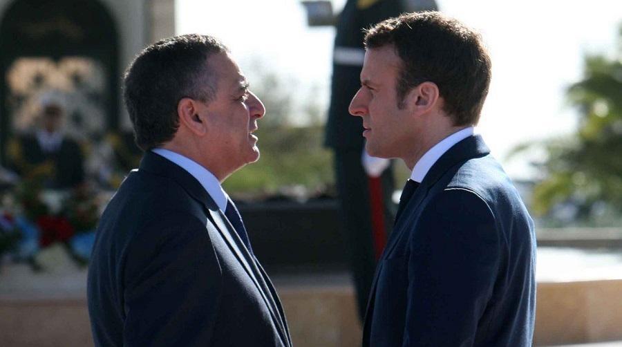Macron loi française