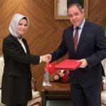 ambassadrice Turquie