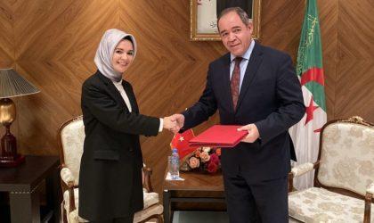 Réunion de Rachad à Antalya : démenti ambigu de l'ambassadrice de Turquie