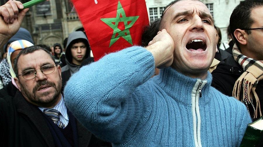 Marocains Pays-Bas
