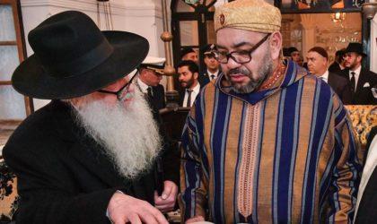 Distribution d'aides aux musulmans dans une synagogue : colère au Maroc