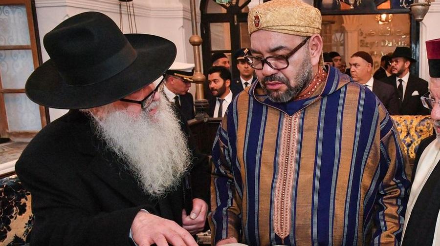 Couffin Ramadhan synagogue Maroc