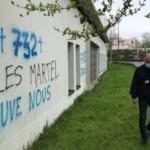 Mosquée Rennes profanation