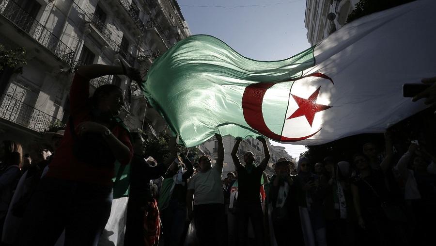 République fédrale Algérie
