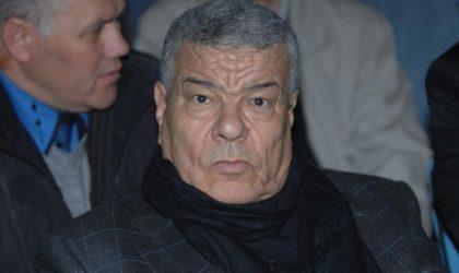 La fuite d'Amar Saïdani au Maroc liée à l'affaire des milliards détournés à l'OAIC