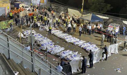 Israël : des dizaines de morts dans une bousculade lors d'un pèlerinage juif