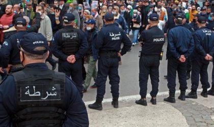 La police algérienne ciblée par l'organisation terroriste Rachad