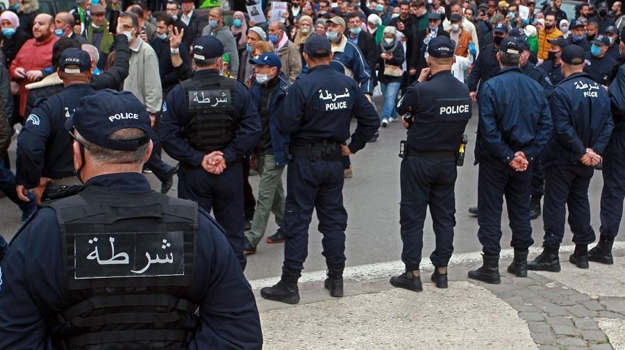 police institutions sécuritaires