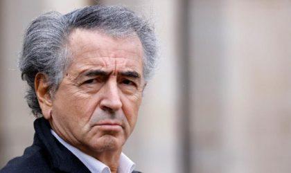 Document – Doha a payé Bernard-Henri Lévy pour détruire l'Algérie en 2011 ?