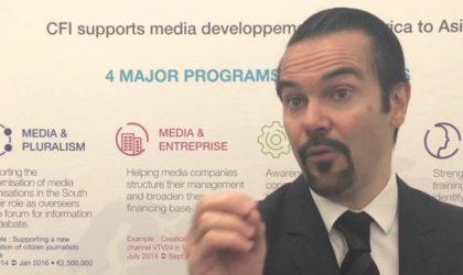 Révélations : CFI, un service du Quai d'Orsay finance certains médias algériens