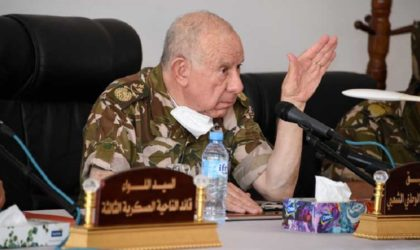 Le général de corps d'armée Saïd Chengriha : «L'ANP continue de construire sa force dissuasive»