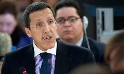 Actions marocaines contre l'Algérie : la lettre confidentielle qui démasque Rabat