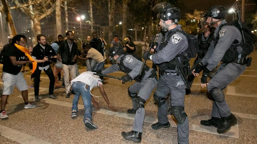 Israël racisme