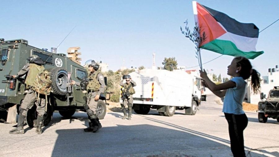 Palestinienne L'Olivier