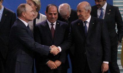 Un site anglais veut saboter l'alliance stratégique entre Alger et Moscou