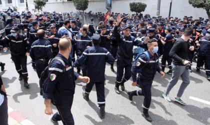 Ministère de l'Intérieur : «L'action des agents de la Protection civile est planifiée par des parties hostiles à l'Algérie»