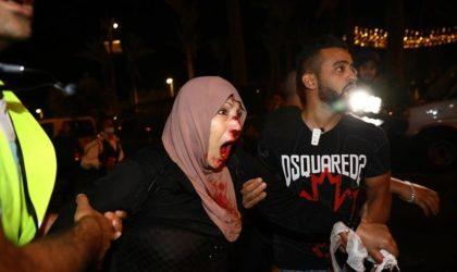 Hafiz «impressionne» Lévy par son «courage» à taire les crimes sionistes