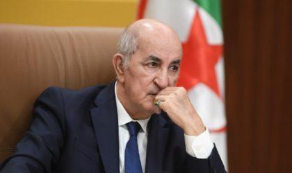 Le chef de l'Etat ordonne la résiliation des contrats noués avec les Marocains
