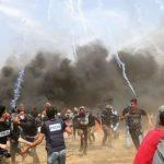 frontière palestinienne